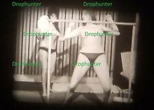 8mm Film Risqué Exotic 1960s Dancer Arcade: Limbo Rock #186