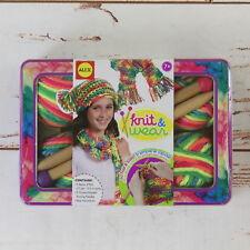 Alex Knit & Wear 7+ Craft Knitting Set