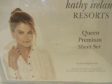 Kathy Ireland Resorts Queen Sheet Set