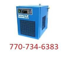 SCHULZ REFRIGERATED AIR COMPRESSOR DRYER - 20-25 CFM - ADS20 115 VOLTS