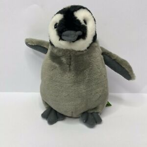 Baby Emperor Penguin Plush Soft Toy Wild Republic 20 cms Cute .