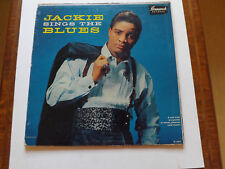 JACKIE WILSON  JACKIE SINGS THE BLUES (COVER ONLY)