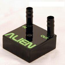 WATERBLOCK ACQUA x CPU AMD INTEL PC MAC RAME mm 50x50x20 per TUBI da 10 mm NUOVO
