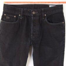 Mens G-Star 3301 STRAIGHT Straight Blue Jeans W33 L32