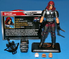 GIJOE 50TH ZARTAN LOOSE COMPLETE