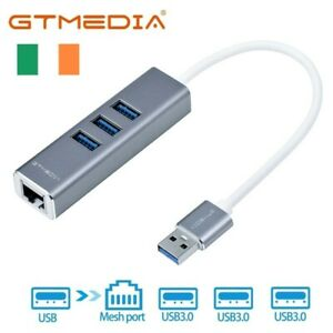 GTMEDIA USB 3.0 Ethernet 1000 Gigabit Ethernet Adapter RJ45 LAN Network Card...
