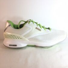 Reebok EasyTone Women's Size 9-1/2 Lime & White Running/Toning Shoes Smoothfit