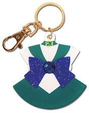 Key Chain - Sailor Moon - New Neptune Costume Acrylic Anime Licensed ge85099