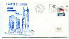 1973 Pioneer Jupiter Cape Kennedy Space Center NASA USA United States