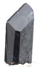 Vivianite Terminaison Cristal Émeraude Translucide Vert Minérale Spécimen Pierre