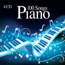 100 Songs Piano Classical Music, Pop, Contemporary, Relax and Concentration