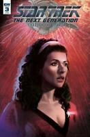 Star Trek the Next Generation: Through the Mirror #3 1:20 McKinstry Variant