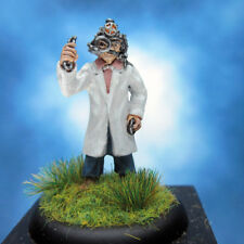 Colin Macleod painted miniature, Steampunk Steve Jackson Games.