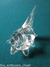 Swarovski Crystal Figurine 7624 NR 072 000 SHELL SOUTH SEAS COLLECTION NIB[rack]