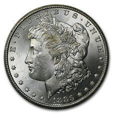 1883-CC Morgan Dollar Silver Coin - Brilliant Uncirculated