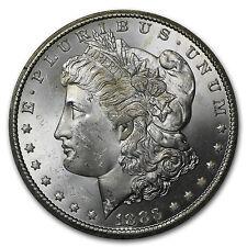 1883-CC Morgan Dollar Silver Coin - Brilliant Uncirculated