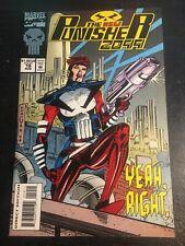 Punisher 2099#19 Incredible Condition 9.4(1994) 1st Vendetta,Morgan Art!!