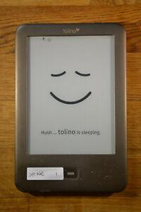 Tolino Shine eReader 2GB Backlight