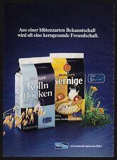 3w963/ Alte Reklame - von 1984 - KÖLLN Flocken