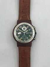 Immersion Stendardo Orologio cronografo verde 24 mesi di garanzia