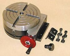 Sherline 3700  Rotary Table for Mini Mill/Micro Mill Made in the USA! OPEN BOX