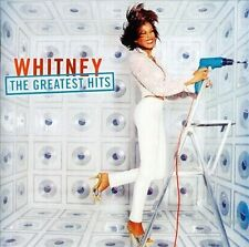 The Greatest Hits [UK] by Whitney Houston (CD, May-2000, 2 Discs, BMG
