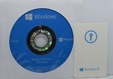 More details for genuine windows 10 home operating system licence key & dvd 64 bit