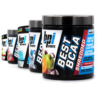 BPI Sports BCAA SHREDDED Best Lean Muscle Recovery Formula (25 Servings)