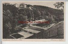(77509) ak stadtroda, natación-y luftbad, 1934