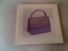 THE HED BOYS - GIRLS AND BOYS - 4 MIX DANCE CD SINGLE