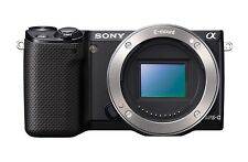 Sony  NEX-5R/B 16.1 MP Compact Digital Camera Body Only (Black)