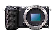 Sony  NEX-5R/B 16.1 MP Compact Digital Camera Body Only (Black)