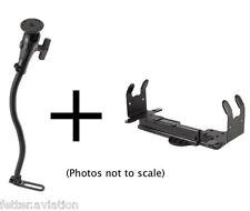 RAM Seat Track Vehicle Printer Mount, HP 450 460 470 OfficeJet 100, Epson WF-100