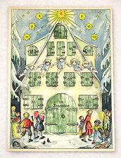 Alte Weihnachtskalender.Alte Weihnachtskalender Italiaansinschoonhoven