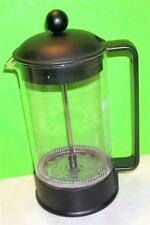 Bodum 12 Oz French Press Coffee/Teapot Black Made In Denmark