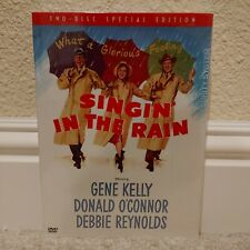 Singin in the Rain (Dvd, 2002, 2-Disc Set, Two Disc Special Edition) Brand New