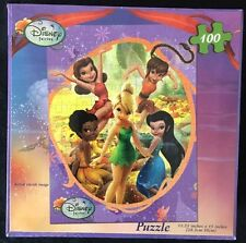 Disney Fairies Tinker Bell and the Lost Treasure Puzzle 100 pcs