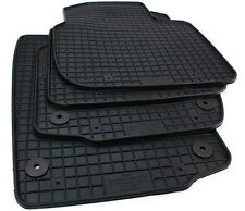 NEU Skoda Rapid Gummimatten Fußmatten Original Qualität ab 2012 + Spaceback NH