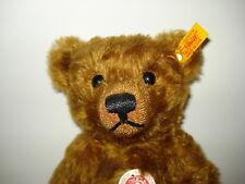 Steiff Classic Teddy Bear 30cm Mohair Jointed Teddy Bear Cinnamon 004803