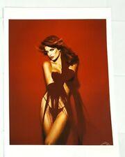 "Playboy Legacy Collection ""Stephanie's Secret"" Sante D'Orazio 23"" x 17"" Print"