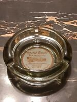 Mid Century Vintage Doyal Motel San Francisco Glass Ashtray Union Vanness Hotels