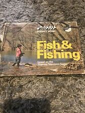 Fish and Fishing (Magpie Pocket Books) by Walmsley, Leo Hardback Book