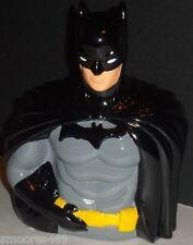 Batman Torso DC Comics Exclusive Decorative Coin Bank 2014 Limited Ed Bat Cowl