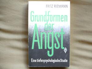 Grundformen der Angst Fritz Riemann