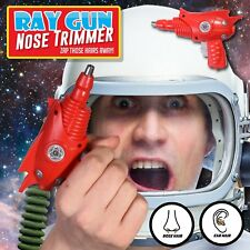 Ray Gun Nose and Ear Trimmer Hair Removal Men's Novelty Fun Stocking Filler Gift