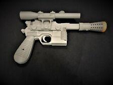 Star Wars Han Solo Blaster DL-44 3D Printed film Prop