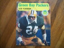 GREENBAY PACKERS ----OFFICIAL 1978  YEARBOOK