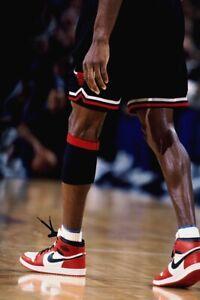 Vintage Nike Chicago Bulls Authentic Game Basketball Shorts Jordan Last Dance 98