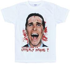 American Psycho T Shirt Design