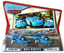 Disney Cars The World of Cars Movie Moments Dinoco Mia & Tia Diecast Car 2-Pack